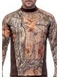T-Shirt Long Sleeve - tričko s dlhým rukávom-kamufláž