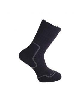 Ponožky zimné čierne
