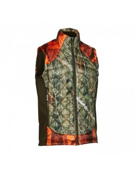 Cumberland Quilted Blaze Waistcoat - vesta