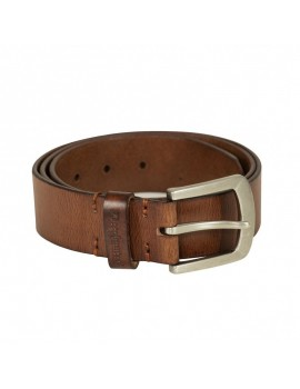 Deerhunter Leather Belt Cognac Brown - kožený opasok