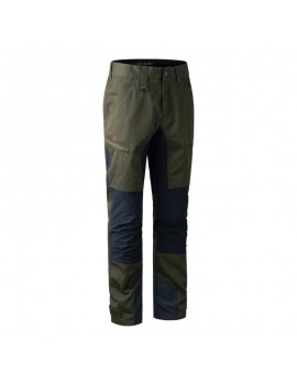 Rogaland Contrast Trousers Green