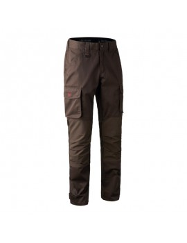 Rogaland Stretch Trousers Brown