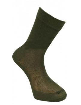 Ponožky BOBR letné spoločenské - čierne