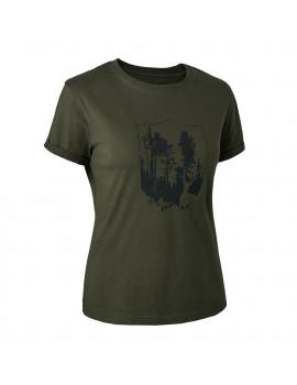 Deerhunter tričko T-shirt with Shield