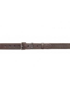 Kožený opasok hladký, 3,5 cm