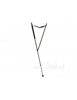 Strelecká palica - monopod s podpierkou 1-2