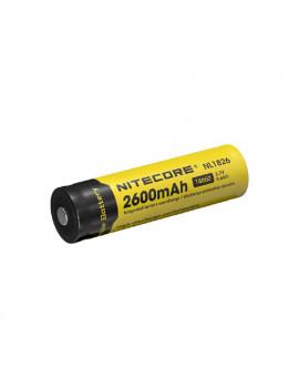 18650 Li-ion akumulátor 2600 mAh