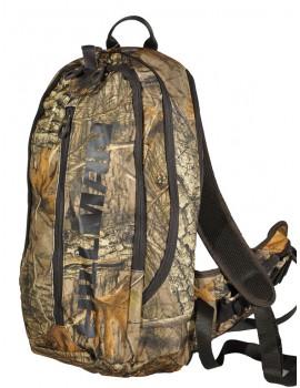 Birdpack - lovecký batoh s brašničkami-kamufláž
